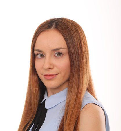 Vesna Rabuzin, Egida International