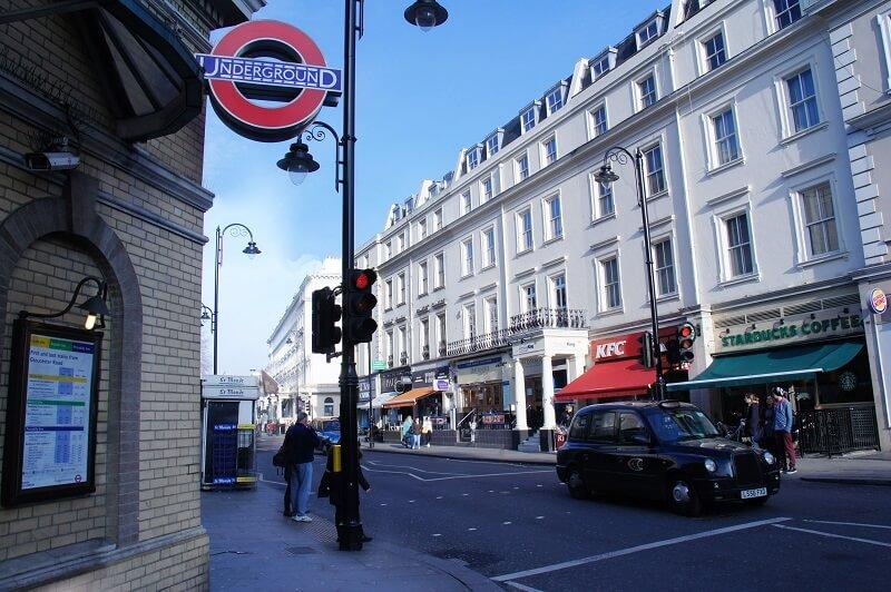 škola engleskog u Londonu