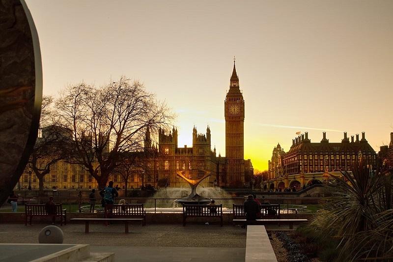 kursevi engleskog u Londonu, Engleska