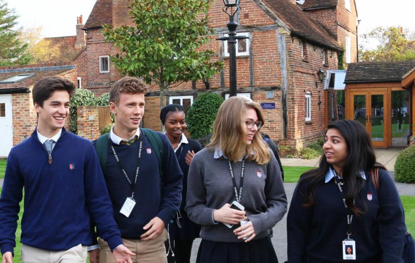 TASIS srednja škola london
