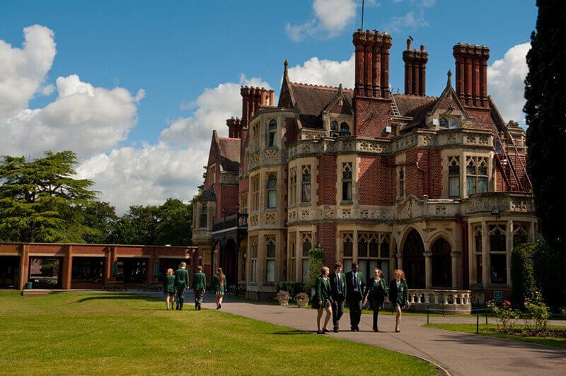 srednja škola u londonu