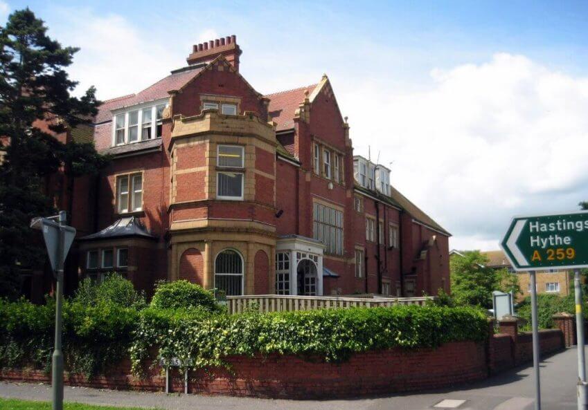 Internatska škola u Engleskoj