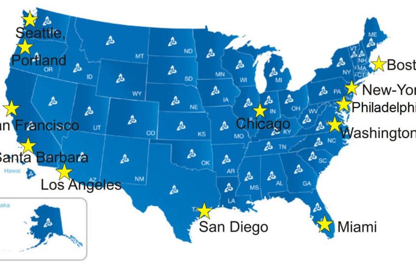 kursevi engleskog u SAD