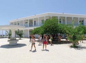 letnja škola, Kipar