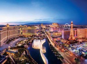 Las Vegas noću