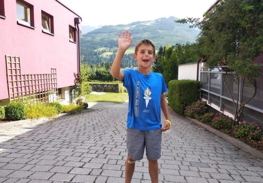 Letnji avanturistički kamp Austriji