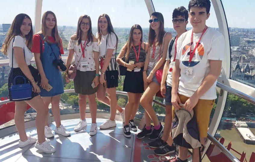 Engleski za mlade u Londonu