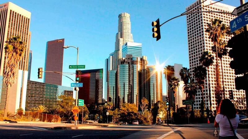Los Anđeles SAD