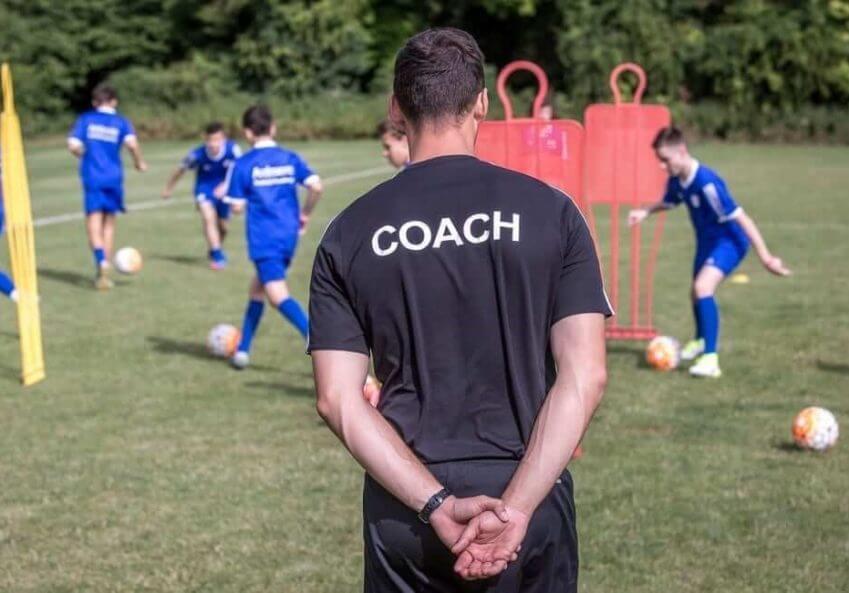 Fudbalski kamp škola engleskog