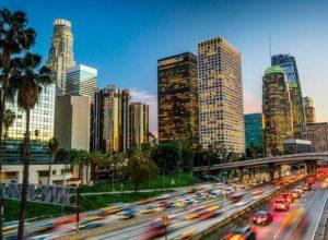 grad Los Anđeles