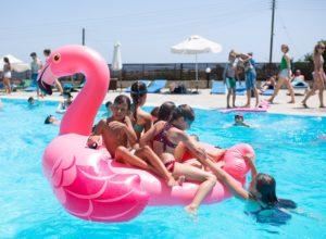 vannastavne aktivnosti u letnjoj školi na Kipru