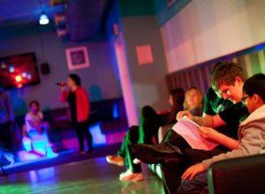 karaoke letnja škola engleskog London