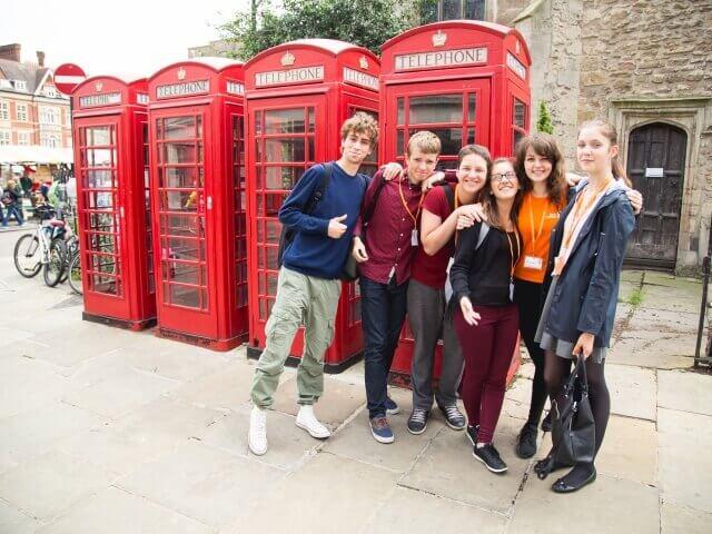 letnja škola engleskog u Kembridžu