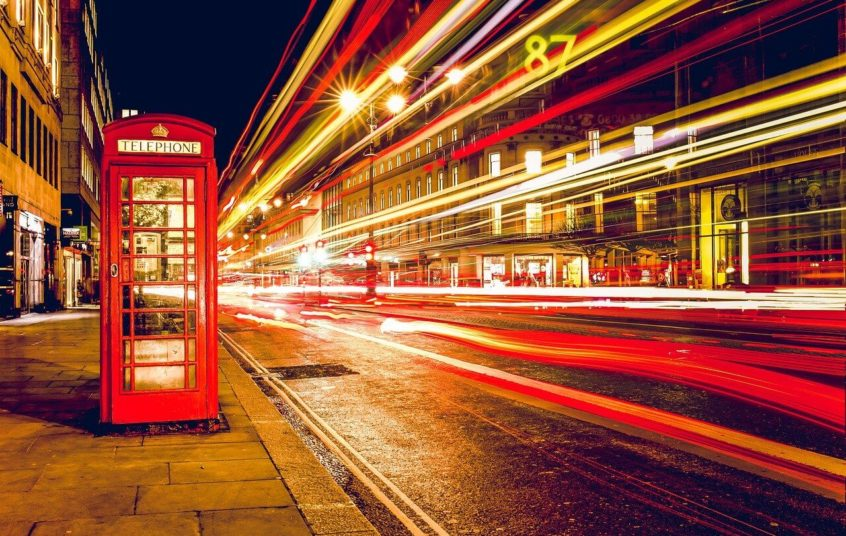 London engleski za hr