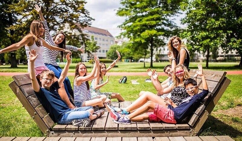 nemački u Beču letnja škola