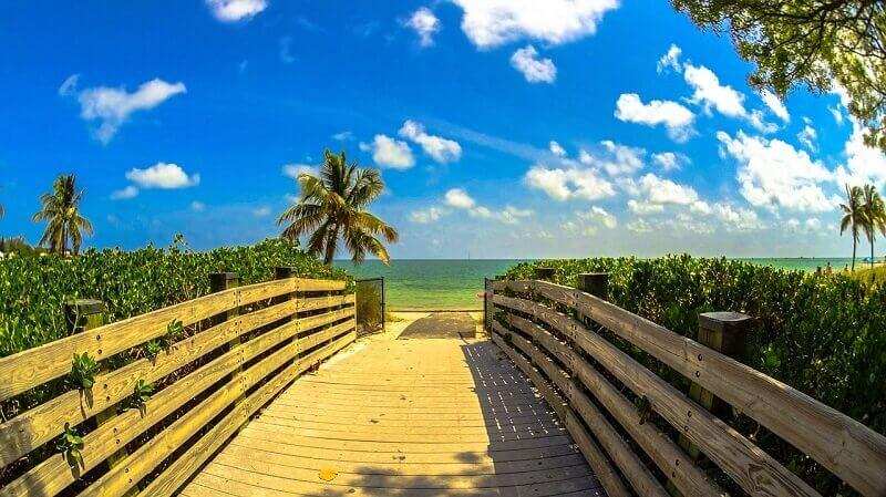 obilasci Majamija - plaže
