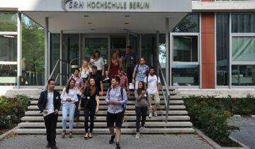 Studije menadžmenta i tehnologija u Nemačkoj, SRH Hochschule Berlin