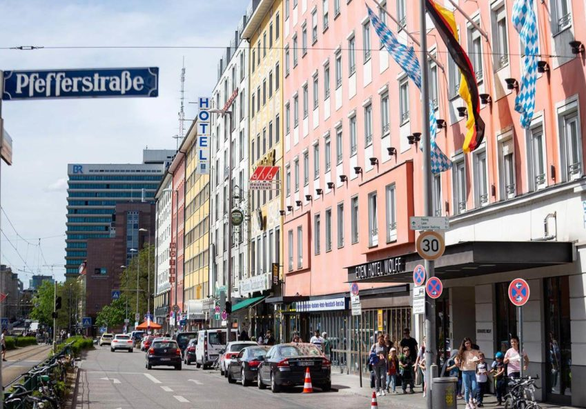 Kursevi nemačkog u Minhenu, DID Nemačka