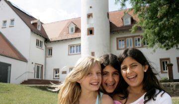 Kampovi nemačkog u Nemačkoj