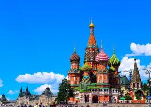 Moskva i učenje ruskog jezika