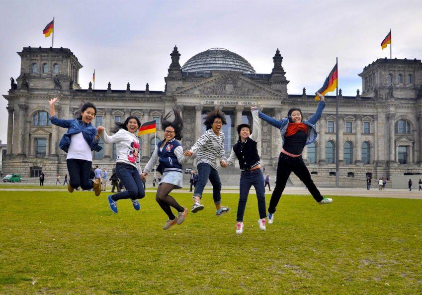 Državne srednje škole Nemačka