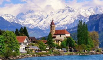 srednje škole u švajcarskoj