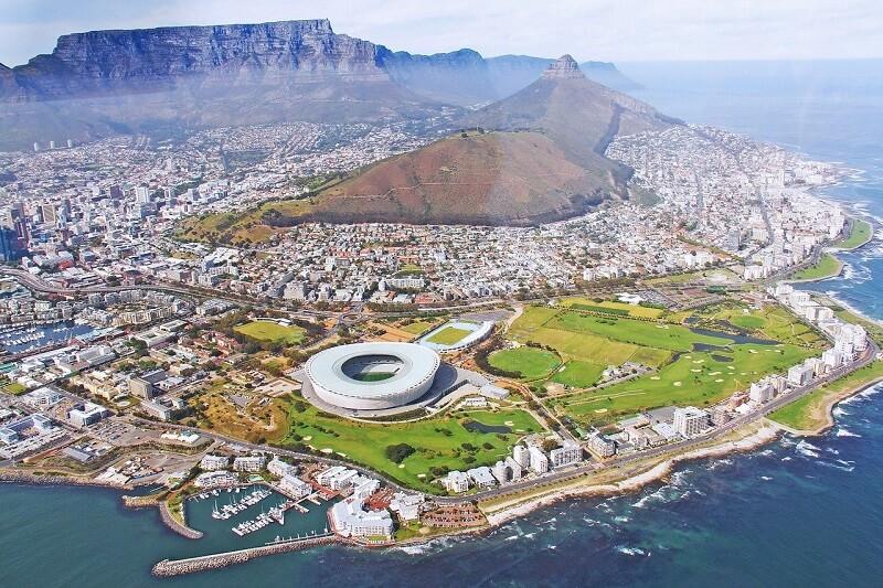 učenje jezika u Južnoj Africi