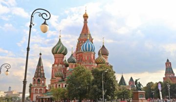 kursevi ruskog u Moskvi