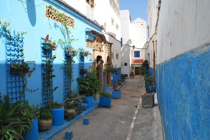kursevi arapskog u Maroku