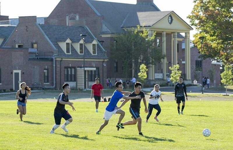 aktivnosti srednja škola Boston