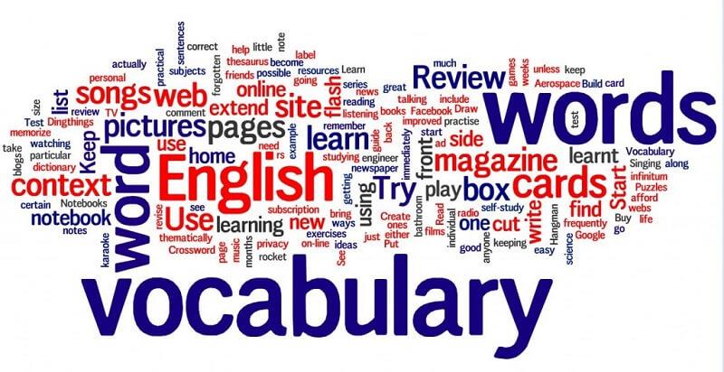 vokabular engleskog