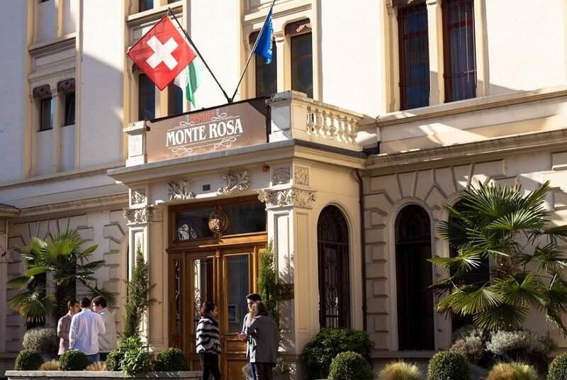 internat u Švajcarskoj Monte Rosa