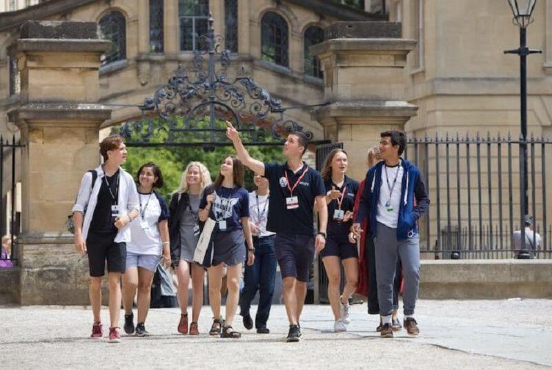 letnji akademski kursevi u Oksfordu