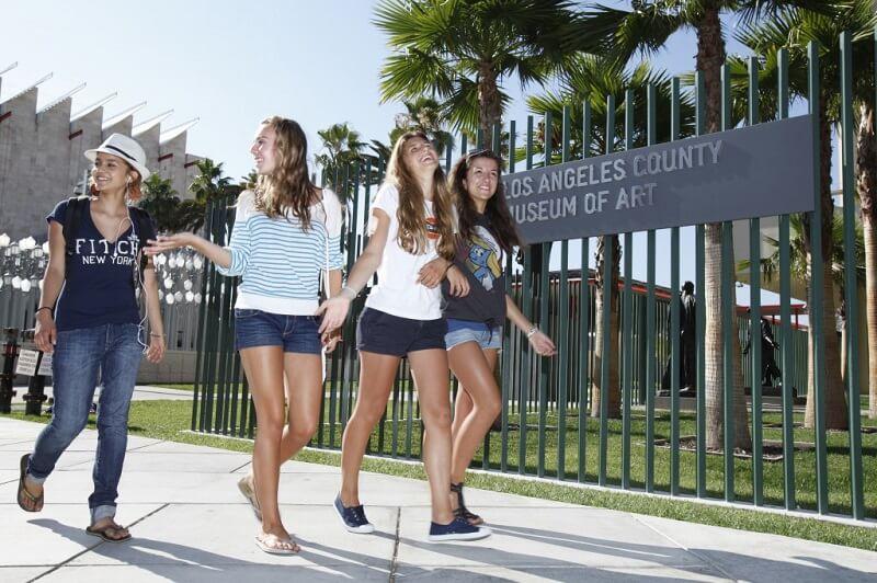 letnja škola u Los Anđelesu