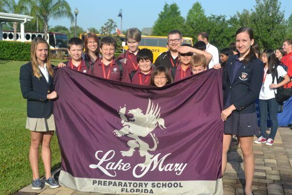 privatna srednja škola na Floridi