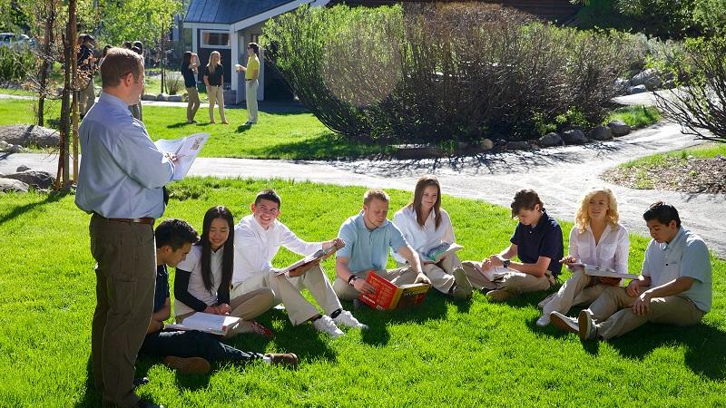 srednja škola u SAd Kalifornija