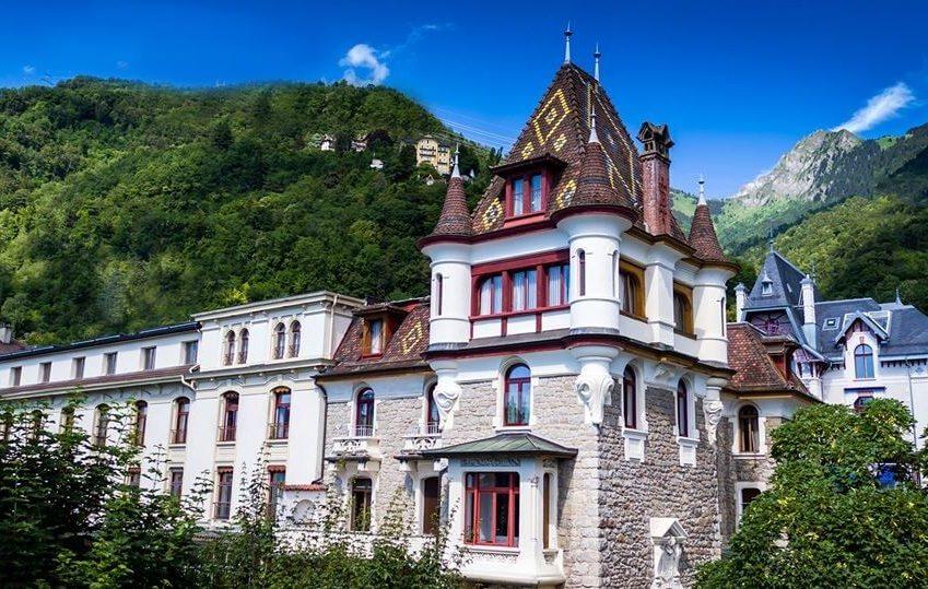 škola u Švajcarskoj