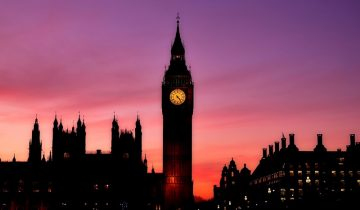 novogodišnji program u Londonu