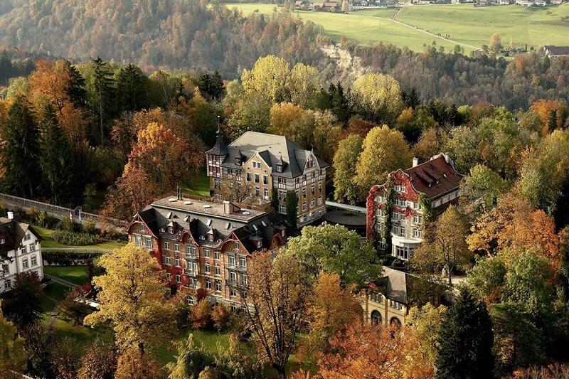 kampovi u Švajcarskoj