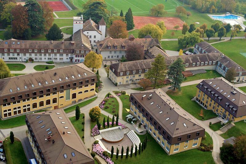 ekskluzivni kampovi Švajcarska