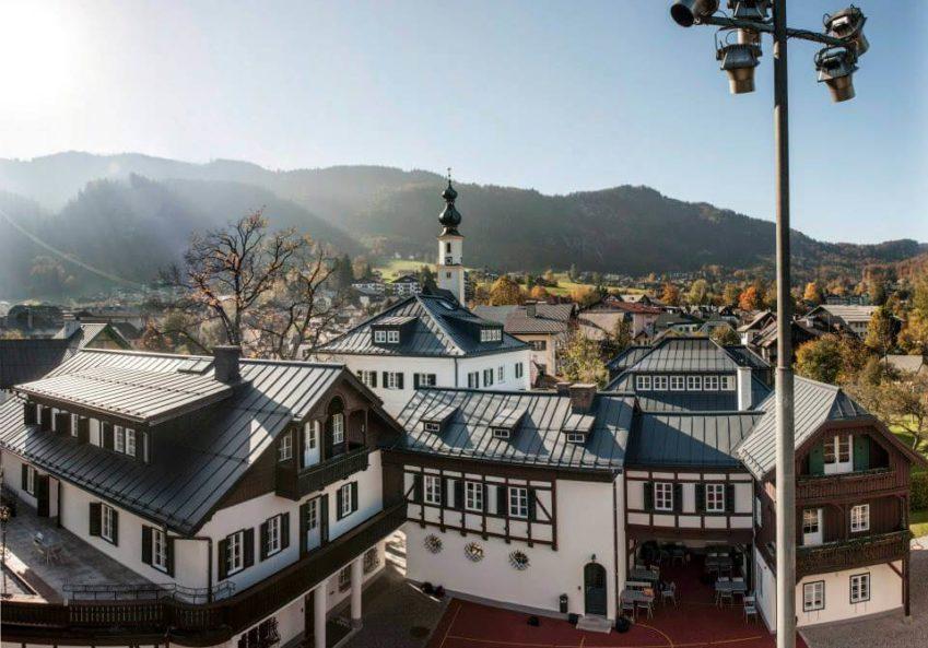 internacionalna srednja škola u Austriji