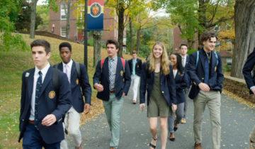 internatska škola u Americi