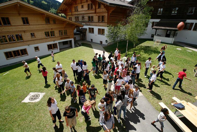 kamp u Švajcarskoj