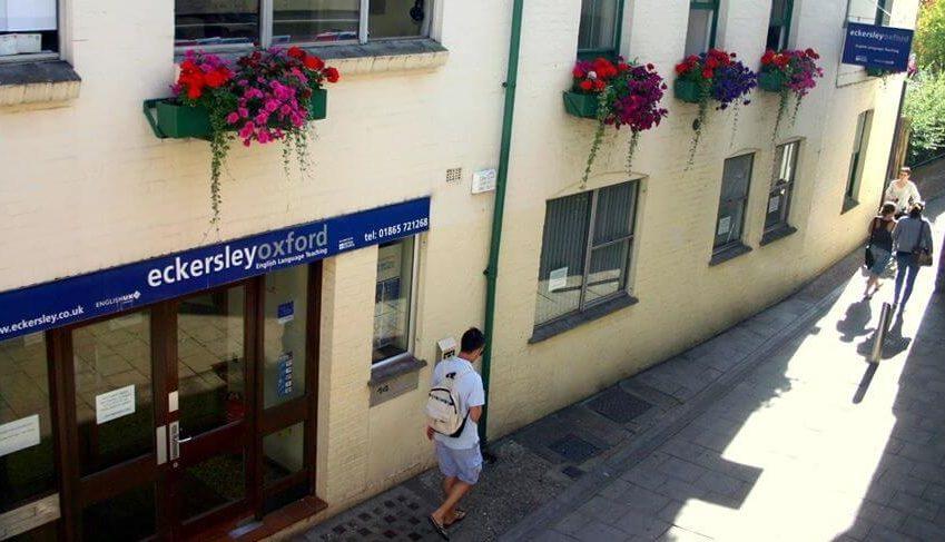 kursevi engleskog jezika u Oksfordu