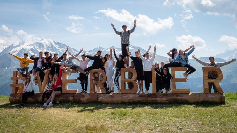 letnji kamp u Švajcarskoj