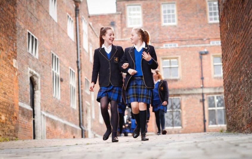 srednja škola u Engleskoh, Kent