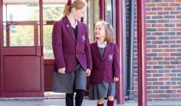 srednja škola u Velikoj Britaniji