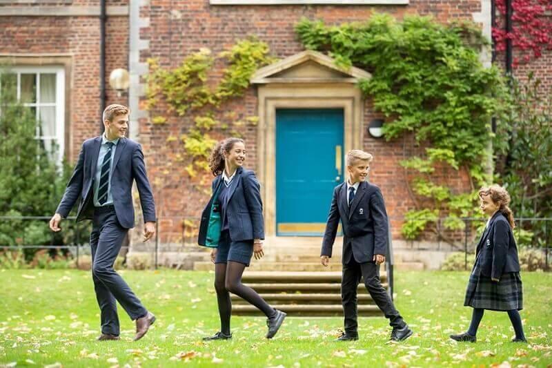 srednja škola u Velikoj Britaniji, Ili