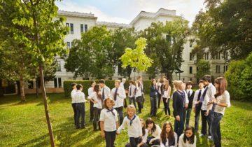 srednja škola u Beču