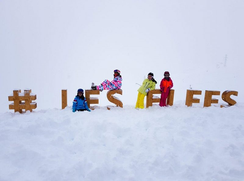 zimski kamp Švajcarska